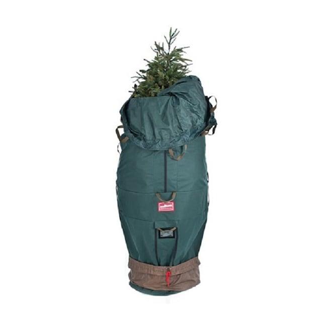 Treekeeper Extra Wide Christmas Tree Storage Bag (Green) ...