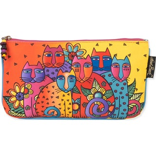 Cosmetic Bag Set 3/Pkg-Feline Clan
