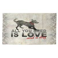 All You Need Rug - 4' x 6'