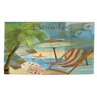 Beach Memories B Rug (4' x 6')