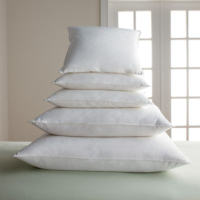Shop 40percent Feather 40percent Down 40inch Pillow Insert With 40 Stunning 20 Feather Pillow Inserts