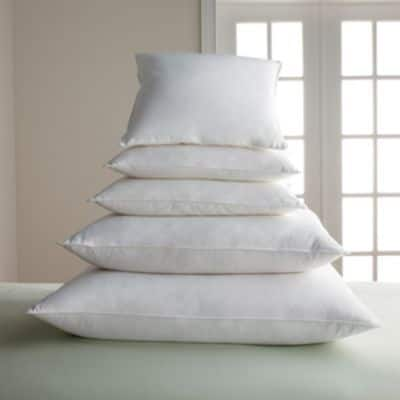 95-percent Feather and 5-percent Down Pillow Inserts
