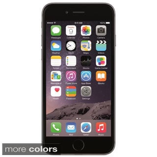 Apple iPhone 6 128GB Unlocked GSM 4G LTE Cell Phone
