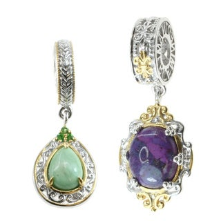 Michael Valitutti 'Mined In America' Gemstone Charm Set