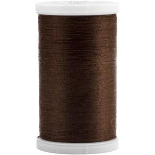 Dual Duty XP General Purpose Thread 500yd-Dark Brown