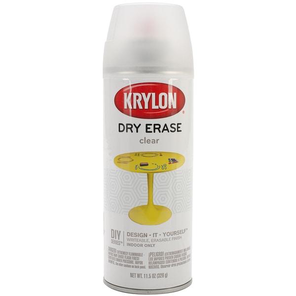 Dry Erase Aerosol Spray 11.5oz-Clear - Free Shipping On Orders Over $ ...