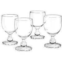 Lenox Hanna Clear Goblet (Set of 4)