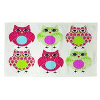 Owls Rug - multi