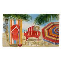 Beach Medley Rug (4' x 6')