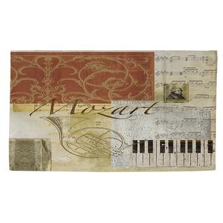 Thumbprintz Classic Composers Mozart Rug (4' x 6')