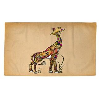 Giraffe Rug (4' x 6')