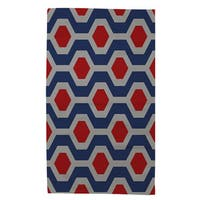 Carpet Gray Rug (4' x 6') - 4' x 6'