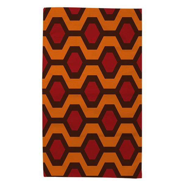 Carpet Red Rug - 4' x 6'