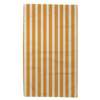 Bright Stripes Orange Rug (4' x 6')