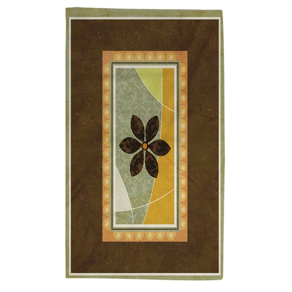 Graphic Garden Sabrina Rug - multi
