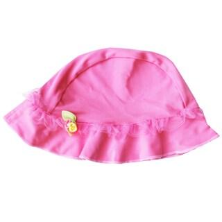 Azul Swimwear Girls 'Bippity Boppity Boo' Pink Hat