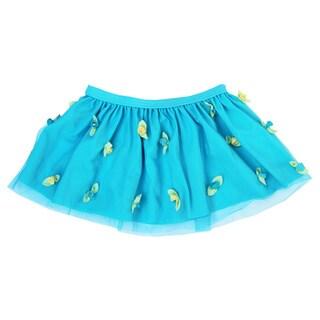 Azul Swimwear 'Bippity Boppity Boo' Aqua Skirt