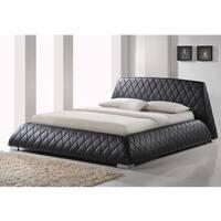 Baxton Studio Paragon Queen-size Platform Bed