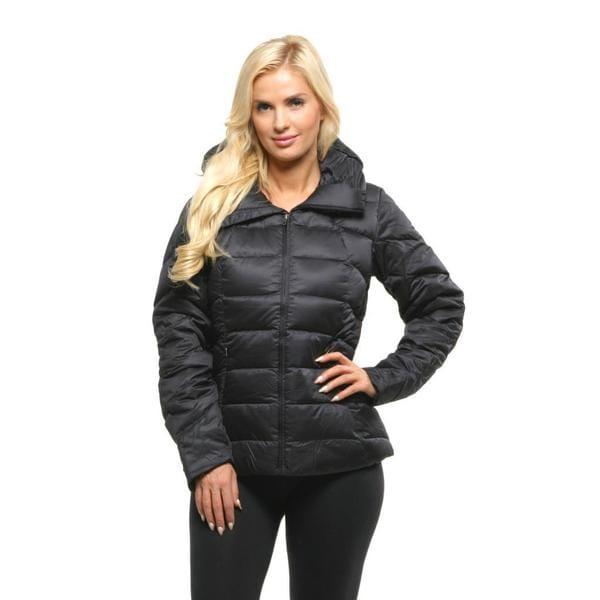 Patagonia Downtown Loft Jacket Black: Patagonia Women's 'Downtown Loft' Black Jacket