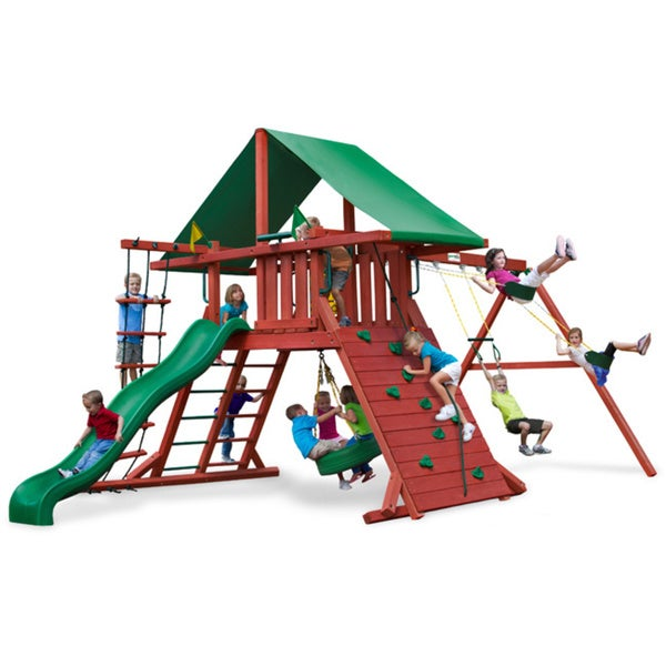 Gorilla Playsets Sun Valley I Swing Set
