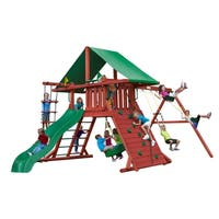 Gorilla Playsets Sun Valley I Cedar Swing Set
