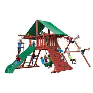Gorilla Playsets Sun Valley I Cedar Swing Set