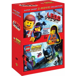 Lego Super Sweet 2: Movie Collection (DVD)