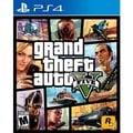 PS4 - Grand Theft Auto V