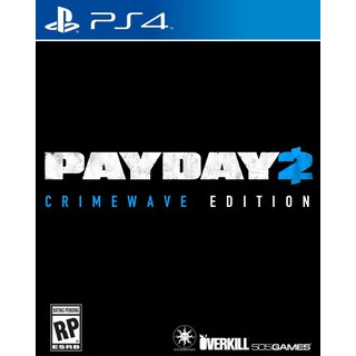 PS4 - Payday 2 Crimewave