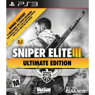 PS3 - Sniper Elite III Ultimate Edition