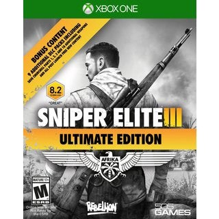 Xbox One - Sniper Elite III Ultimate Edition