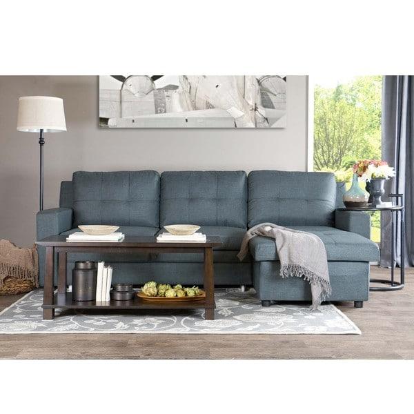 Sectional Sofa Grey Baxton Studio: Shop Baxton Studio Staffordshire Grey Sectional Sofa