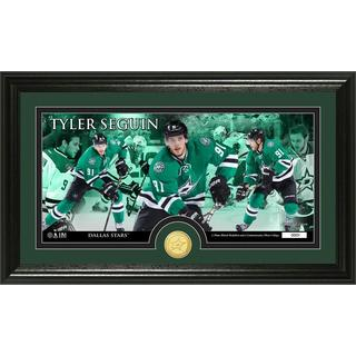 NHL Dallas Stars Tyler Seguin Bronze Coin Panoramic Photo Mint