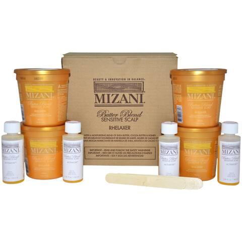 Mizani Butter Blend Sensitive Scalp Rhelaxer Kit (4 Applications)