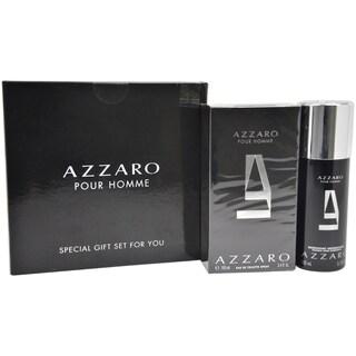 Loris Azzaro Men's 2-piece Fragrance Set