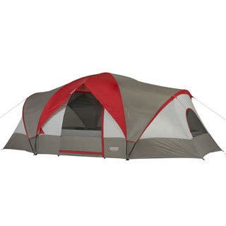 Wenzel Great Basin 10-person 3-room Tent|https://ak1.ostkcdn.com/images/products/9566518/P16751921.jpg?impolicy=medium