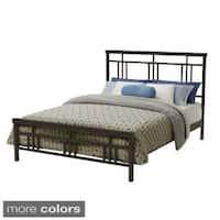 Porch & Den Rosecrans Full-size Metal Bed