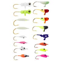 Celsius Ice Panfish Jig Assortment