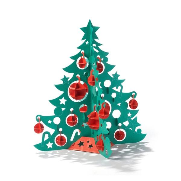 Papero Christmas Tree Assemblage Model Kit