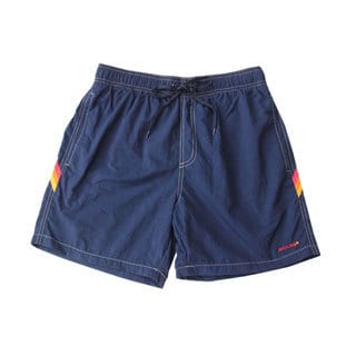 Azul Swimwear Men's 'Pipeline' Navy Swim Trunks