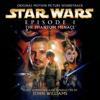 John Williams - Star Wars Episode 1: The Phantom Menace (OST)