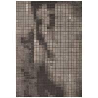 Rug Squared Calistoga Grey Rug (9'3 x 12'9) - 9'3 x 12'9