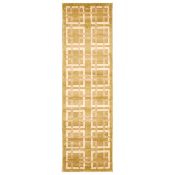 Rug Squared Carlsbad Apple Rug (2'2 x 7'3)