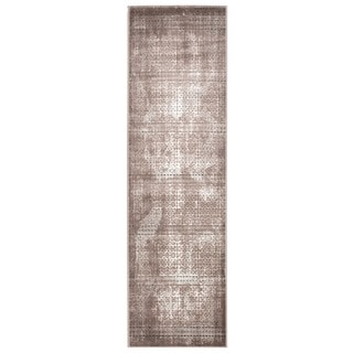 Rug Squared Lakewood Ash Rug (2'2 x 7'6)
