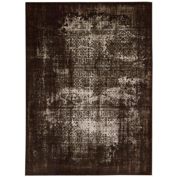 Rug Squared Lakewood Latte Rug (7'10 x 10'6)