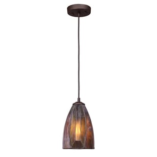 Elk Lighting Dimensions 1-Light Burnished Copper Pendant