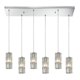 Elk Lighting Cynthia 6-light Chandelier