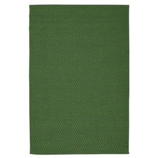 Rug Squared Georgetown Green Rug (5' x 7')