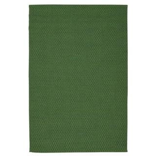 Rug Squared Georgetown Green Rug (2'6 x 4')
