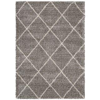 Rug Squared Galveston Stone Shag Rug (5' x 7')